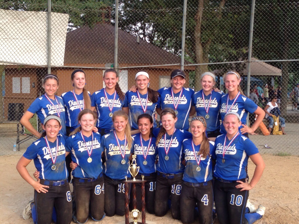 Congrats to Wasco diamonds MS on there Midwest PGF